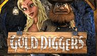 игровой автомат Gold Diggers играть бесплатно