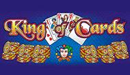 игровой автомат King of Cards играть бесплатно