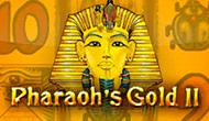игровой автомат Pharaoh's Gold II играть бесплатно