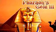 игровой автомат Pharaoh's Gold III играть бесплатно