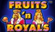 игровой автомат Fruit & Royals играть бесплатно