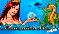 игровой автомат Mermaid`s Pearl deluxe играть бесплатно
