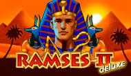 игровой автомат Ramses II Deluxe играть бесплатно