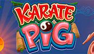 игровые автоматы Karate Pig