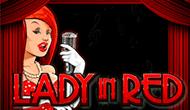 игровые автоматы Lady in Red
