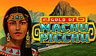 игровые автоматы MachuPicchu