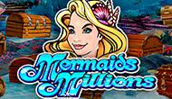 игровые автоматы Mermaids Millions