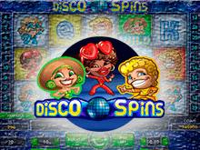 Disco Spins – NetEnt виртуальный автомат