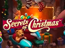 Secrets Of Christmas – новый автомат онлайн от NetEnt