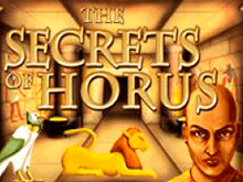 Secrets Of Horus – NetEnt азартный автомат