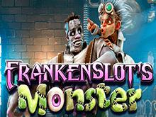 Чудовище Франкенслота – игровой автомат от разработчика Betsoft