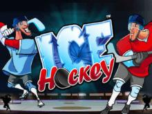 Хоккей – автомат на рубли с выводом денег от Playtech