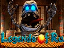 Легенды Ра – автомат в казино от разработчика софта Evoplay