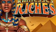 Ramesses Riches от Microgaming – с выводом денег игровой автомат
