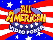 Американский Покер - автомат от уважаемого издателя Betsoft