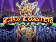 Автомат Cash Coaster от IGT Slots - играйте на деньги